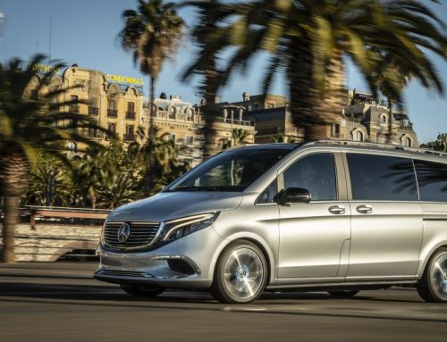 Mercedes-Benz EQV, la version 100% électrique de la classe V