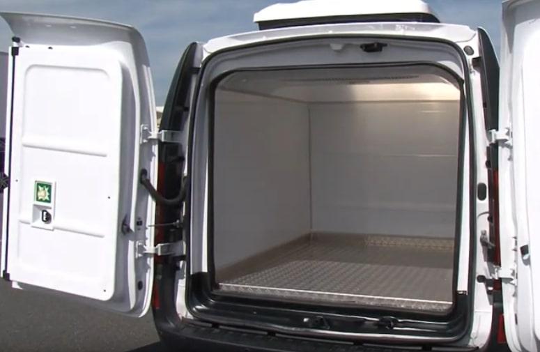 véhicule frigorifique