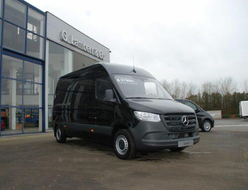 Sprinter Mercedes-Benz 214 CDI L2H2