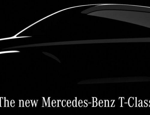 Le Mercedes-Benz classe T, le futur mono volume familial