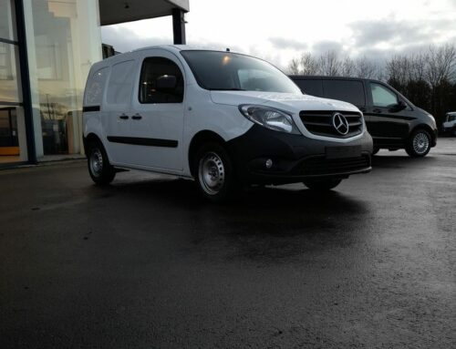 Citan 109 Perfect Tool A2 Blanc 3 places